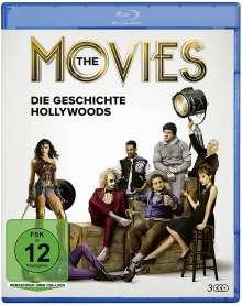The Movies - Die Geschichte Hollywoods (Blu-ray), 3 Blu-ray Discs