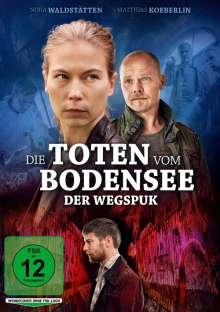 Die Toten vom Bodensee: Der Wegspuk, DVD