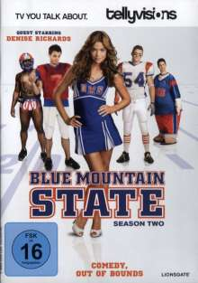 Blue Mountain State Staffel 2, 2 DVDs