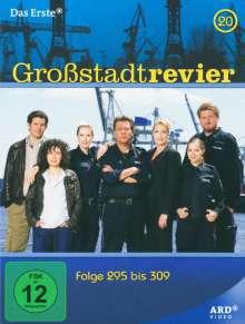Großstadtrevier Box 20 (Staffel 24), 4 DVDs