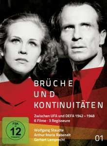 Brüche und Kontinuitäten 1, 6 DVDs