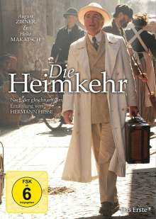Die Heimkehr (2012), DVD