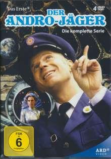 Der Andro-Jäger - Die komplette Serie, 4 DVDs
