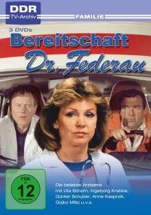 Bereitschaft Dr. Federau, 3 DVDs