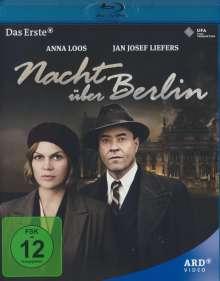 Nacht über Berlin - Der Reichstagsbrand (Blu-ray), Blu-ray Disc