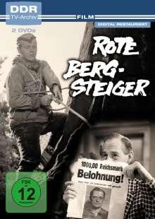 Rote Bergsteiger, 2 DVDs