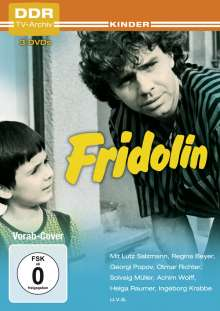 Fridolin, 3 DVDs
