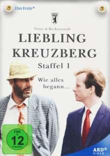 Liebling Kreuzberg Staffel 1, 2 DVDs