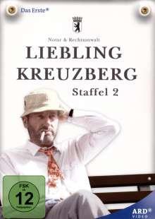 Liebling Kreuzberg Staffel 2, 4 DVDs