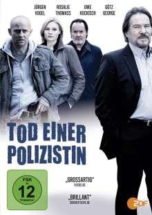 Tod einer Polizistin, DVD