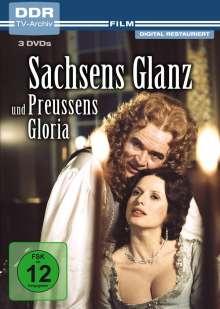 Sachsens Glanz und Preußens Gloria, 3 DVDs
