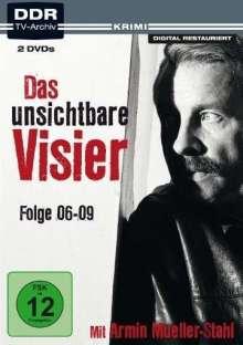 Das unsichtbare Visier Folgen 6-9, 2 DVDs