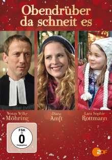Obendrüber, da schneit es, DVD