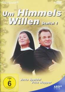 Um Himmels Willen Staffel 1, 4 DVDs