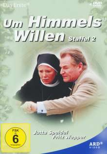 Um Himmels Willen Staffel 2, 4 DVDs