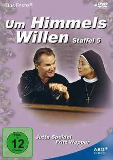 Um Himmels Willen Staffel 5, 4 DVDs