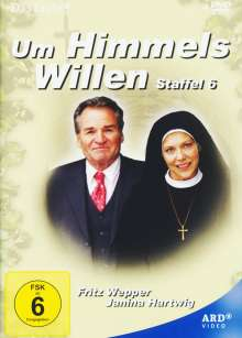 Um Himmels Willen Staffel 6, 4 DVDs