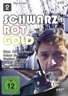 Schwarz Rot Gold Box 2 (Folge 7-12), 4 DVDs