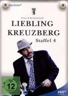 Liebling Kreuzberg Staffel 4, 4 DVDs
