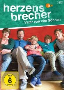 Herzensbrecher Staffel 1, 3 DVDs