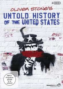 Oliver Stone's Untold History of the United States, 3 DVDs