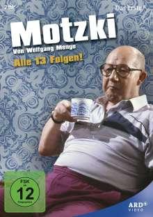 Motzki (Neuauflage), 2 DVDs
