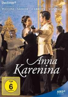 Anna Karenina (2013), DVD