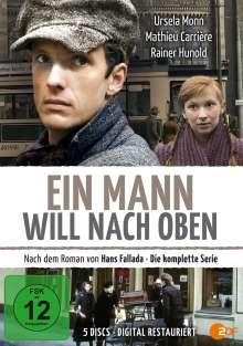 Ein Mann will nach oben (Komplette Serie), 5 DVDs