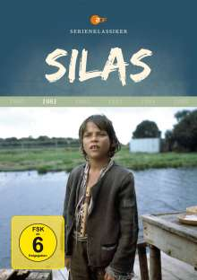 Silas (Komplette Serie), 2 DVDs