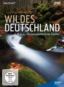 Wildes Deutschland Staffel 1, 2 DVDs