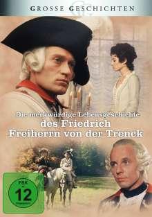 Die merkwürdige Lebensgeschichte des Friedrich Freiherrn von der Trenck, 3 DVDs