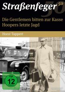 Straßenfeger Vol.50: Die Gentlemen bitten zur Kasse / Hoopers letzte Jagd, 4 DVDs