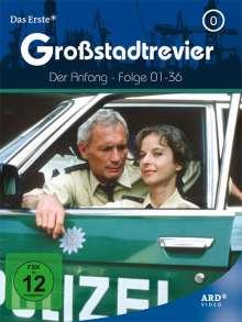 Großstadtrevier - Der Anfang (Staffel 1-5), 10 DVDs