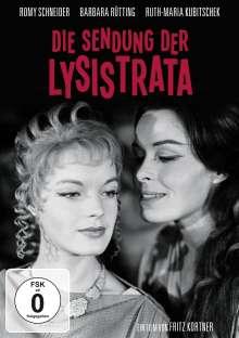 Die Sendung der Lysistrata, DVD