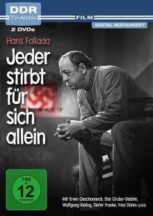 Jeder stirbt für sich allein (1970), 2 DVDs