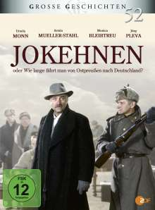Jokehnen, 2 DVDs