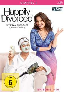 Happily Divorced Staffel 1, 2 DVDs