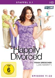 Happily Divorced Staffel 2 Box 1, 2 DVDs