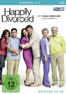 Happily Divorced Staffel 2 Box 2, 2 DVDs