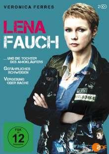 Lena Fauch: ...und die Tochter des Amokläufers / Gefährliches Schweigen / Vergebung oder Rache, DVD