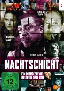 Nachtschicht 5: Ein Mord zuviel / Reise in den Tod, DVD