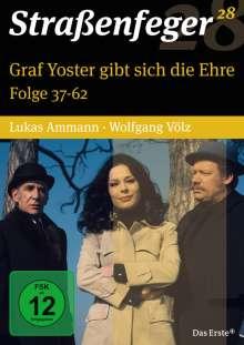 Straßenfeger Vol. 28: Graf Yoster gibt sich die Ehre Folge 37-62, 5 DVDs