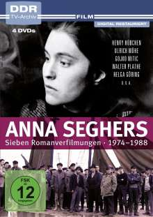 Anna Seghers, 4 DVDs