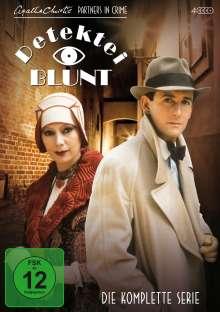 Agatha Christies Detektei Blunt (Komplette Serie), DVD