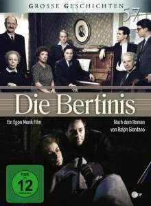 Die Bertinis, 3 DVDs