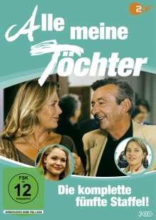 Alle meine Töchter Staffel 5, 3 DVDs
