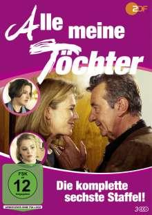 Alle meine Töchter Staffel 6 (finale Staffel), 3 DVDs