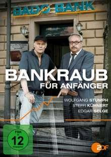 Bankraub für Anfänger, DVD