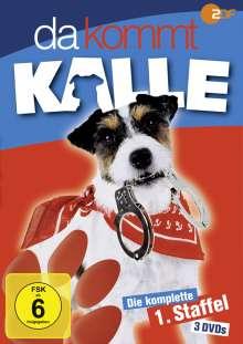 Da kommt Kalle Staffel 1, 3 DVDs