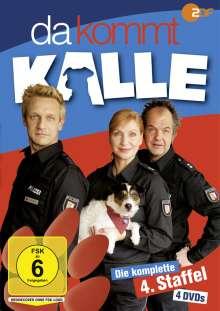 Da kommt Kalle Staffel 4, 4 DVDs